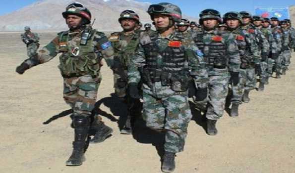 ہندوستان نے چین کے فوجی کو واپس لوٹایا