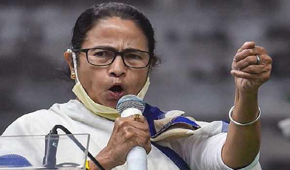 وزیرا عظم مودی کی ورچوئل میٹنگ فلاپ:ممتا بنرجی