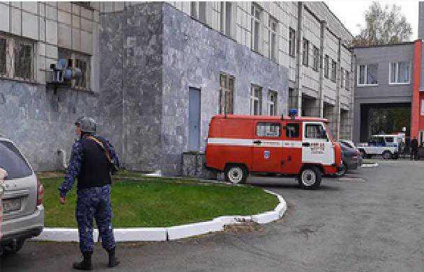 روسی یونیورسٹی میں ہوئی فائرنگ میں آٹھ افراد ہلاک