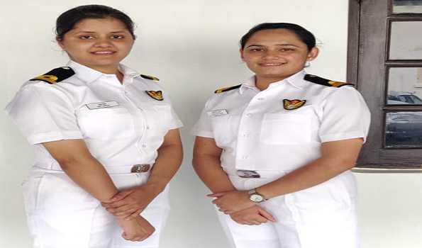 بحریہ نے پہلی مرتبہ خاتون پائلٹ کو ہیلی کاپٹر اسٹریم میں تعینات کیا