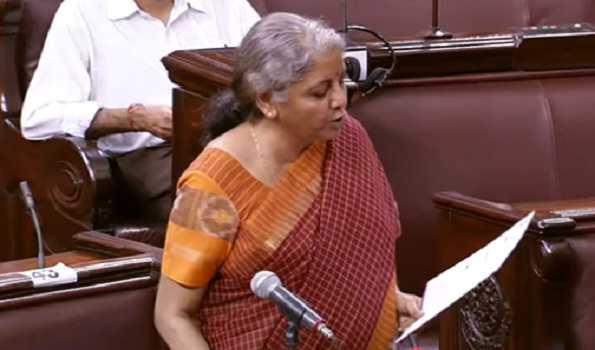 بیمہ بل پر راجیہ سبھا میں اپوزیشن ہنگامہ