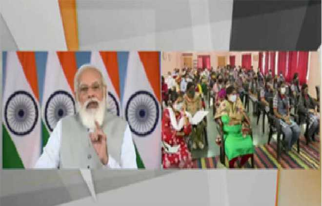 عوامی شراکت داری بنی رہی ہے ہندوستان کا قومی کردار:مودی
