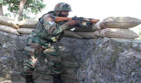 راجوری میں ایل او سی پر دراندازی کی کوشش ناکام بناکر تین جنگجووں کو ہلاک کردیا: فوج