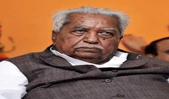 گجرات کے سابق وزیراعلی کیشوبھائی پٹیل کا انتقال