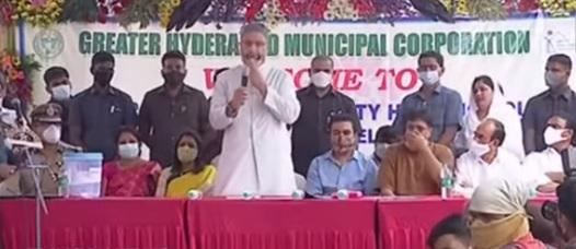 پرانا ہویا نیا شہر،حیدرآباد کو ترقی دی جارہی ہے:وزیر انفارمیشن ٹکنالوجی تلنگانہ تارک راما راو