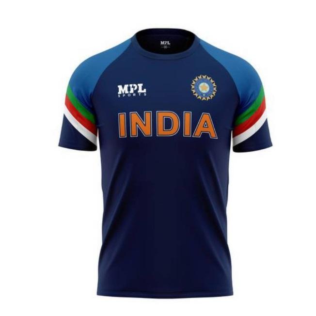 انڈین کرکٹ ٹیم کا آفیشل سامان پہلی بار معروف ای کامرس پلیٹ فارم پر دستیاب