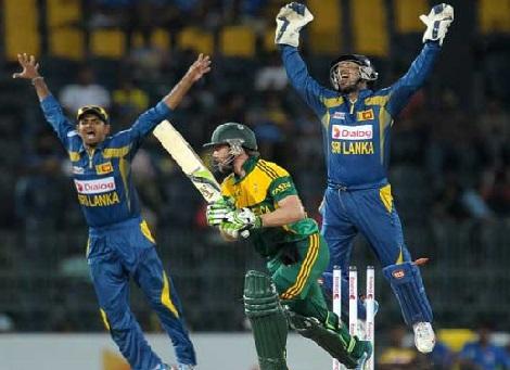 جنوبی افریقہ نے سری لنکا سے جیتی ٹوئنٹی -20 سیریز