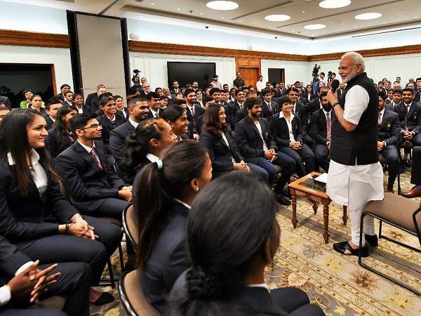 ایشیائی کھیلوں میں ہمارے کھلاڑیوں نے ملک کے مرتبہ اور فخر میں اضافہ کیا: وزیر اعظم