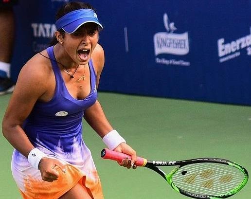 انکیتا رینا نے حاصل کیا کیرئر کا بہترین WTA رینکنگ