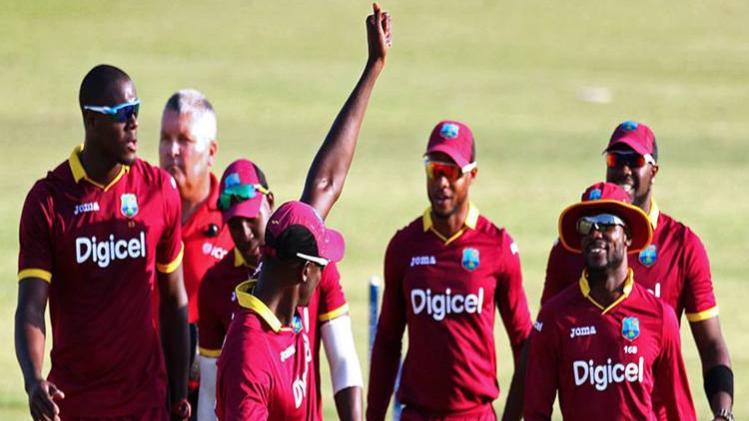 ہندوستان کے خلاف 23 جون سے شروع ہو رہی سیریز کے لئے ویسٹ انڈیز نے کیا ٹیم کا اعلان