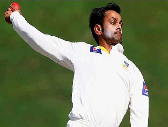پاک-آسٹریلیا: ٹیسٹ کرکٹ میں دو سال بعد واپسی کریں گے پاکستانی آل راؤنڈر محمد حفیظ