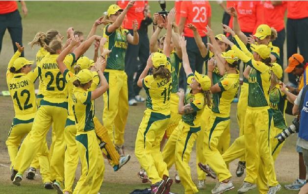 آسٹریلیا نے آئر لینڈ کو نو وکٹ سے ہرایا