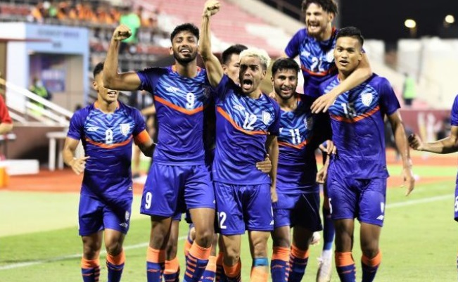 ہندوستان نے عمان کے خلاف 2-1 کی جیت کے ساتھ مہم کا آغاز کیا