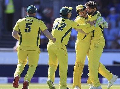 عالمی چمپئن آسٹریلیا نے انگلینڈ کو 3-0 سے ہرایا