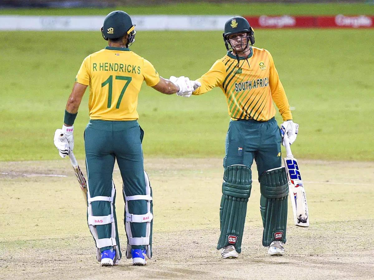 جنوبی افریقہ نے سری لنکا کو 3-0 سے کلین سویپ کیا