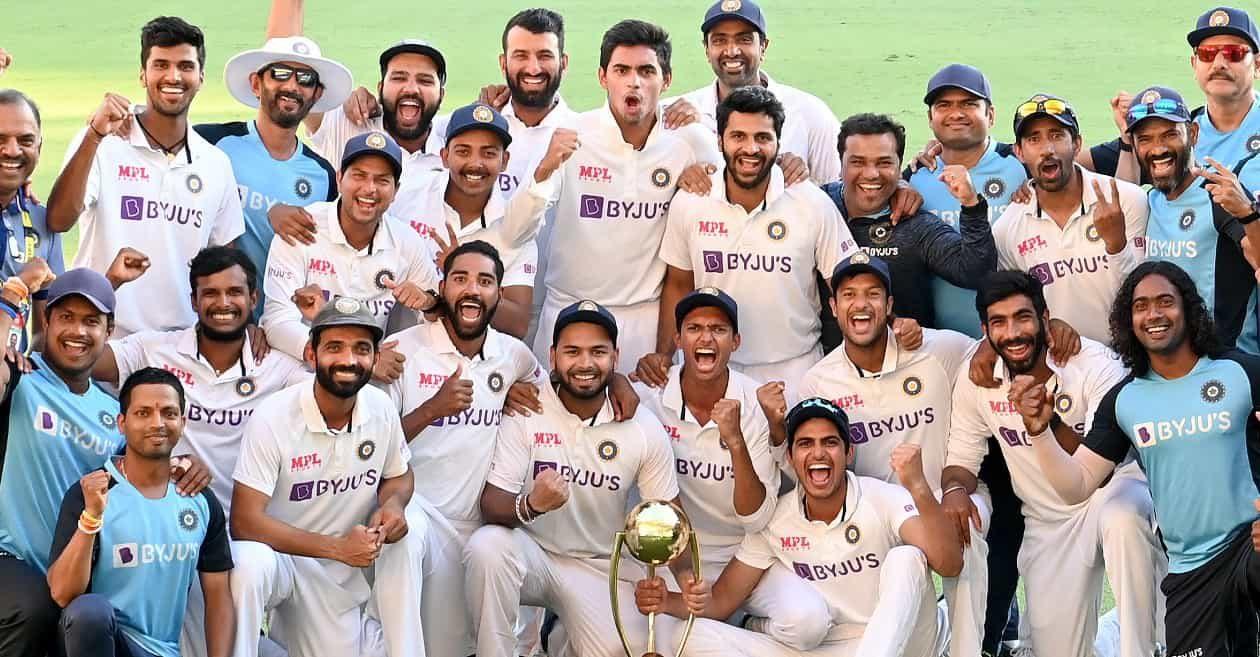 ہندوستان آئی سی سی ٹسٹ چیمپئن شپ میں نمبر ایک پوزیشن پر پہنچا