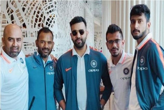 ہند-آسٹریلیا: ٹیم انڈیا آسٹریلیا کے لیے روانہ