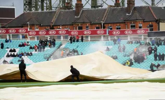 بارش کی وجہ سے منسوخ رہا پاکستان-انگلینڈ کا پہلا ون ڈے