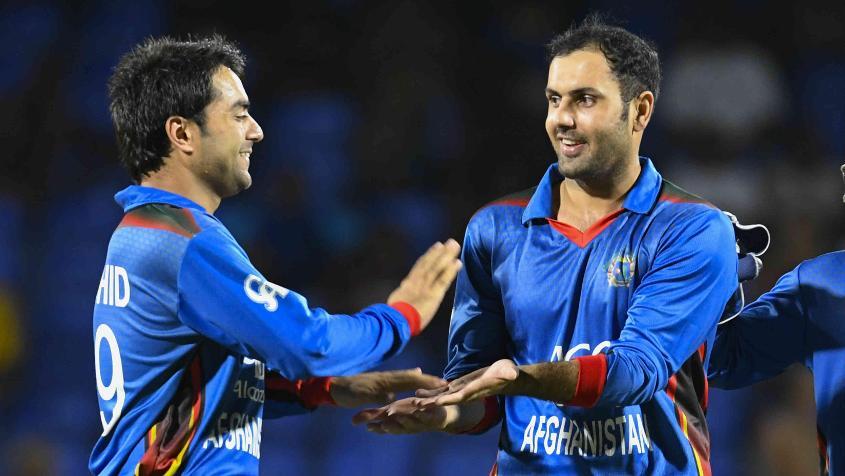 راشد اور مجیب دنیا کے بہترین گیند بازوں میں سے ایک: نبی
