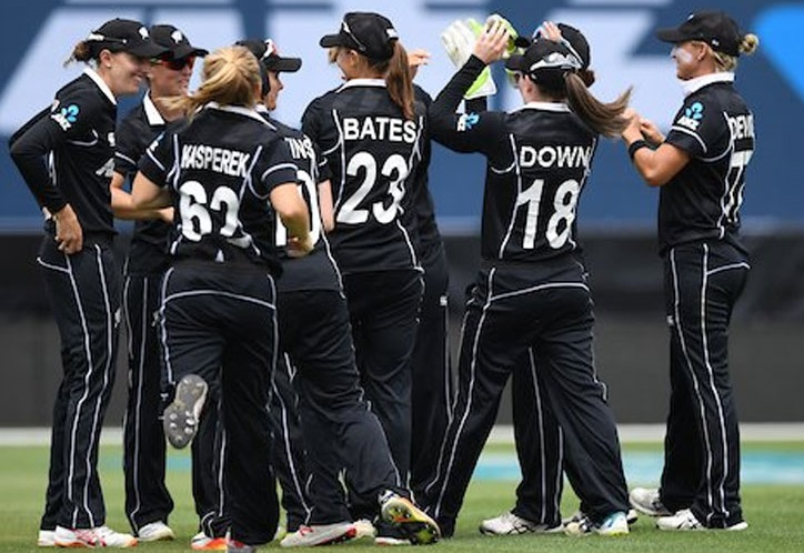ہند-نیوزی لینڈ: ہیملٹن میں متالی نہیں جیت سکی اپنا 200 واں ون ڈے، 8 وکٹ سے ملی شکست