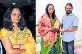 خاتون تیراک شیاملا کی مدد کرنے کی تلنگانہ کے وزیر کھیل کی یقین دہانی