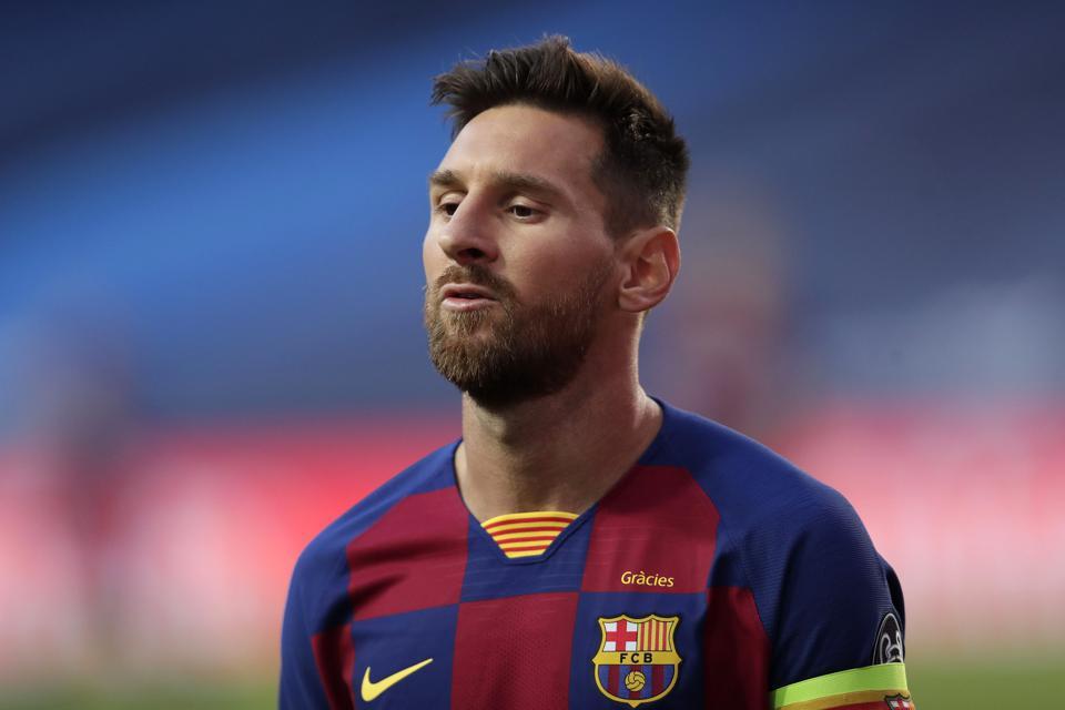 میسی فی الحال بارسلونا فٹ کلب میں ہی رہیں گے