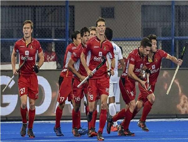 ہاکی ورلڈ کپ: بلیجیم نے پاکستان کو 0-5 سے شکست دے کر ورلڈ کپ سے باہر کیا