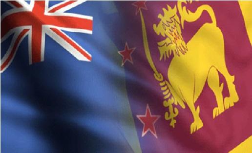 نیوزی لینڈ کے خلاف سری لنکا ٹیم کا اعلان