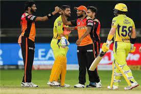 نمبرایک چنئی کے سامنے سب سے نچلی ٹیم حیدرآباد کاچیلنج ہوگا