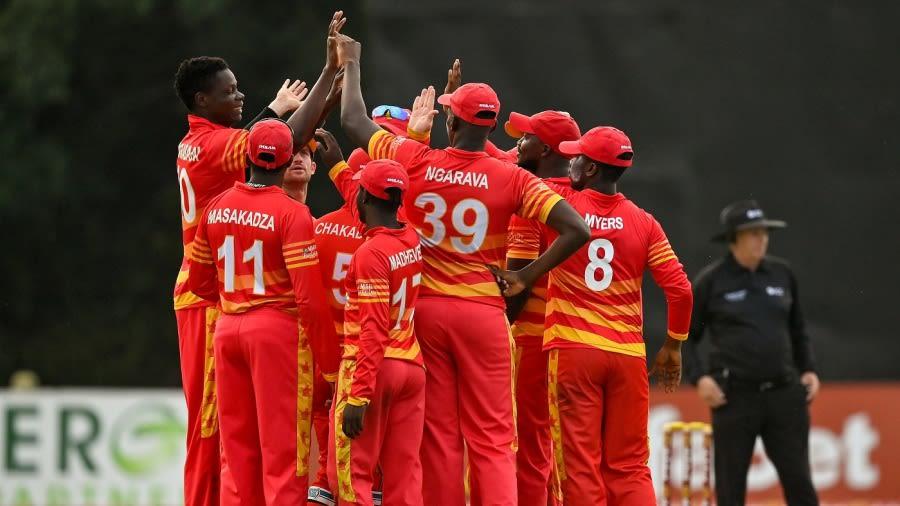 زمبابوے نے آئرلینڈ کو پہلے ون ڈے میں شکست دی