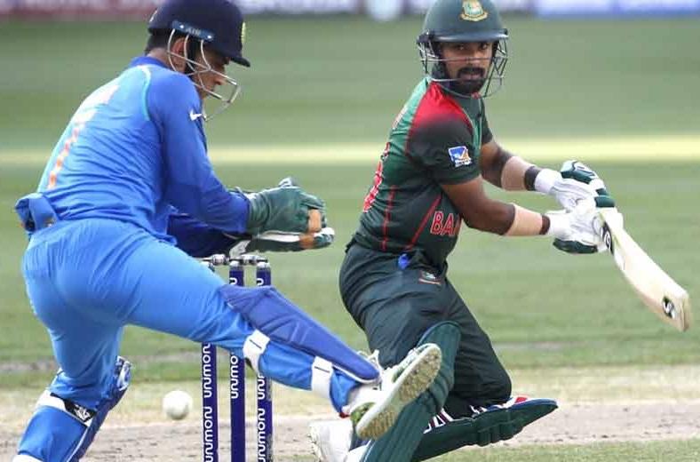ایشیا کپ: بنگلہ دیش نے ہندوستان کے سامنے رکھا 223 کا ہدف