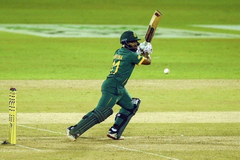ٹیمبا باوما انگوٹھے میں فریکچر کے سبب سری لنکا دورے سے باہر
