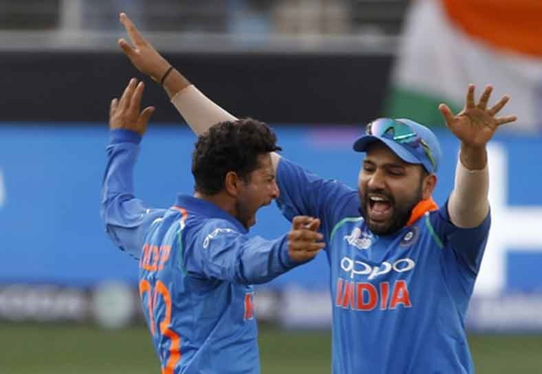 نیپئر میں ہندوستان کی نیوزی لینڈ پر شاندار جیت