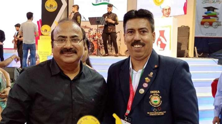 کھو کھو کے کوچ سمت بھاٹیا کو ملا دہلی حکومت سے بہترین کوچ کا ایوارڈ