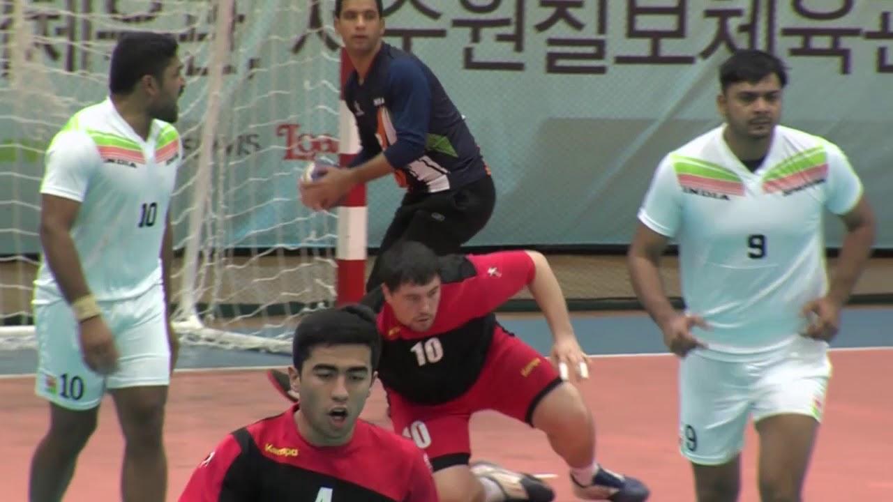 ہندستان نے ہینڈبال چمپئن شپ میں جیتا سلور