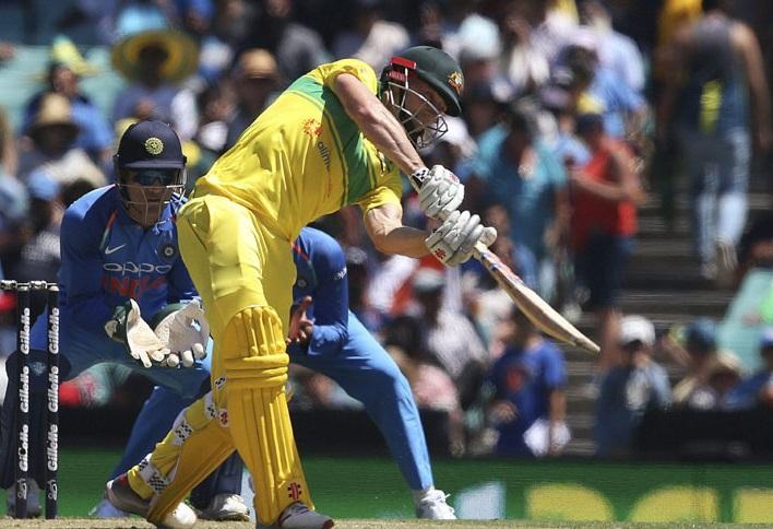 ہند-آسٹریلیا: شان مارش، خواجہ کی نصف سنچری اور رچرڈسن نے دلائی آسٹریلیا کو جیت