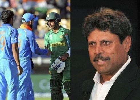 ہندوستانی ٹیم پاکستان کے مقابلے کہیں بہتر: کپِل