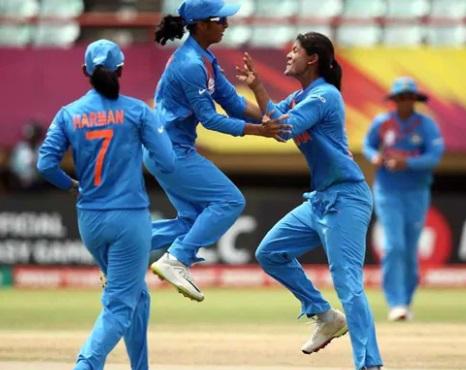 خواتین ورلڈ ٹی 20: پاکستان کے ہدف کا پیچھا کرنے سے پہلے ہی ہندوستان کے کھاتے میں آگئے تھے 10 رن
