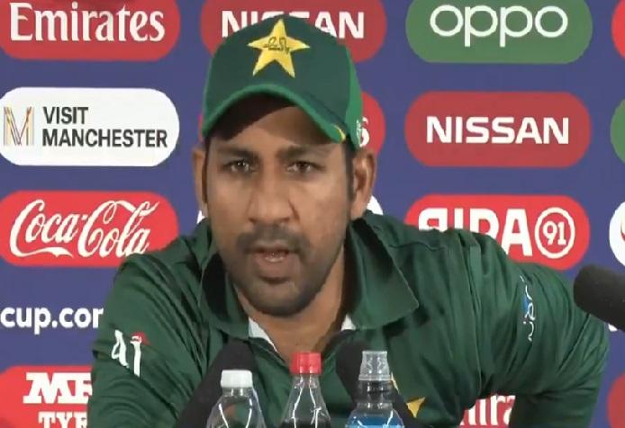 ہندوستاتن سے ہار پر پاکستان کے کپتان نے پوری ٹیم پر اتارا غصہ
