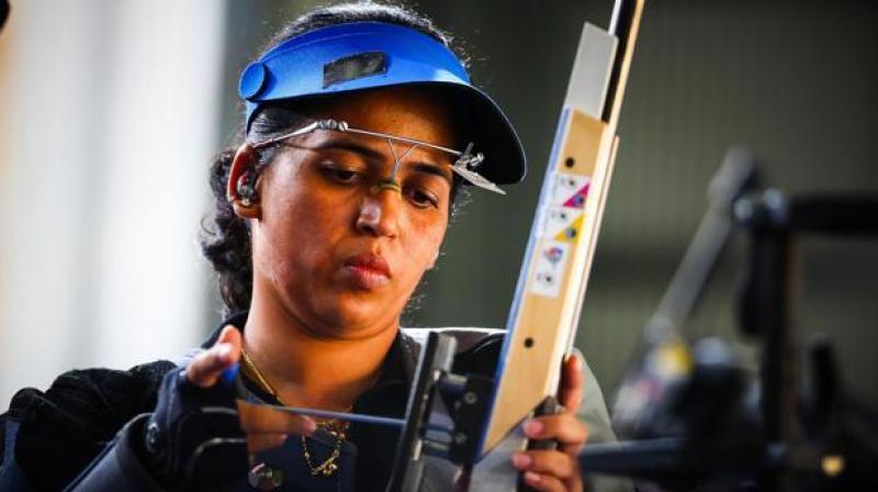 تیجسونی نے ہندستان کو دلایا 12 واں اولمپک کوٹہ