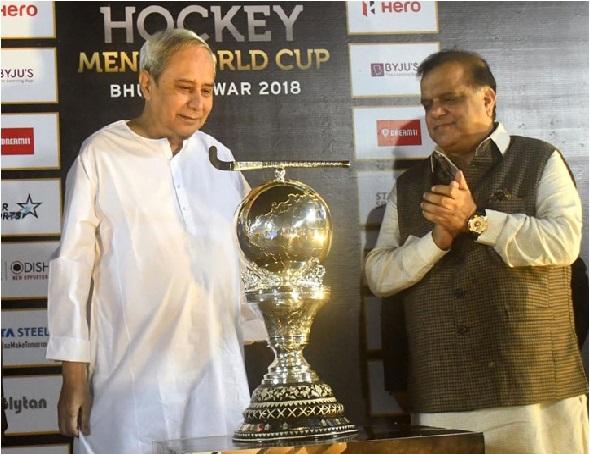 ہاکی ورلڈ کپ: 27 نومبر کو ہوگی افتتاحی تقریب، ٹکٹوں کی فروخت 20 سے