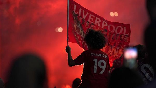لیورپول 30 سال میں پہلی بار پریمیر لیگ چمپئن