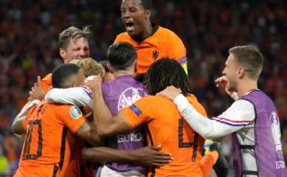 یورو 2020: نیدرلینڈ نے یوکرین کو 2-3 سے شکست دی