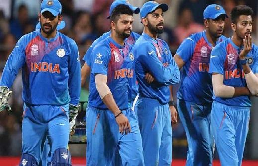 ونڈے سیریز : ویسٹ انڈیز کے خلاف ٹیم انڈیا کا اعلان