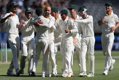 پرتھ ٹیسٹ: آسٹریلیا نے ٹیم انڈیا کو 146 رن سے دی شکست