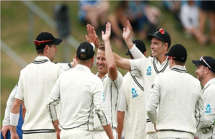 ویلنگٹن ٹیسٹ: نیوزی لینڈ نے بنگلہ دیش کو اننگز سے شکست دی ،سریز پر قبضہ