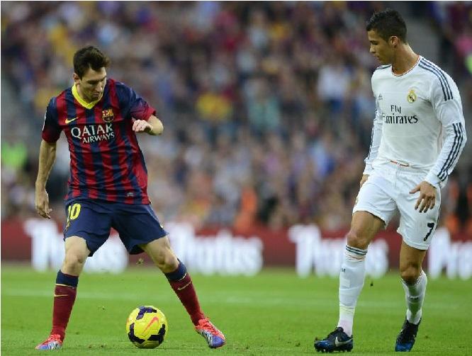 میسی اور رونالڈو اپنی قومی ٹیم کی جانب سے کھیلیں گے