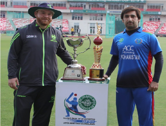 ہندوستان کے میدانوں پر کرکٹ کھیلے گا افغانستان