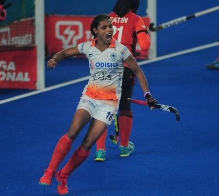 ہاکی: ہندوستانی خاتون ہاکی ٹیم نے 0-3 سے ملائیشیا کو شکست دی