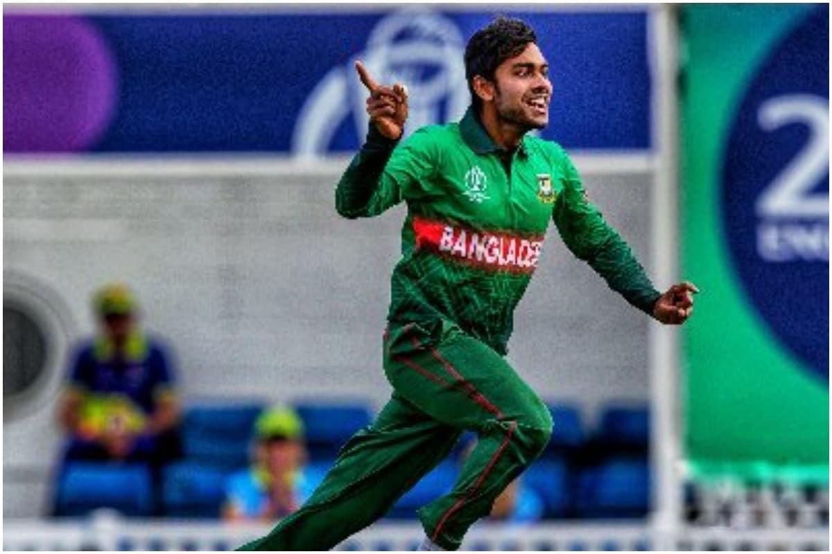 بنگلہ دیش کے مہدی حسن گیندبازی رینکنگ میں دوسرے نمبر پر